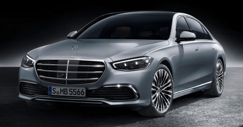 2021 Mercedes-Benz S-Class revealed – W223 to get certified Level 3 semi-autonomous driving next year Image #1170482