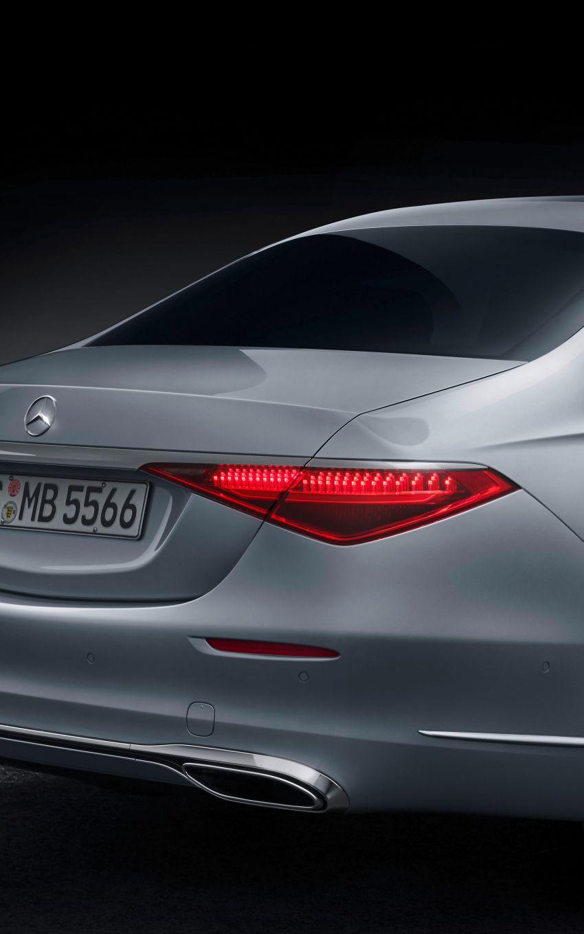 2021 Mercedes-Benz S-Class revealed – W223 to get certified Level 3 semi-autonomous driving next year Image #1170483