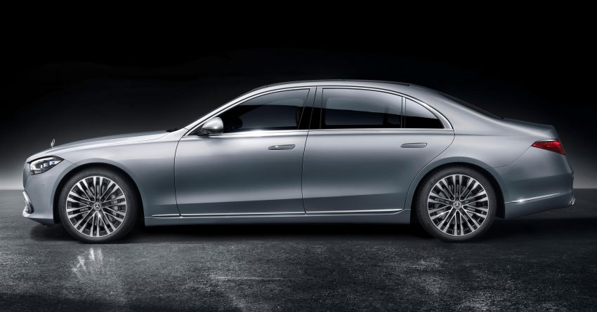 2021 Mercedes-Benz S-Class revealed – W223 to get certified Level 3 semi-autonomous driving next year Image #1170472