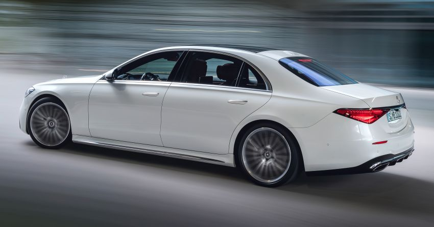 2021 Mercedes-Benz S-Class revealed – W223 to get certified Level 3 semi-autonomous driving next year Image #1170416