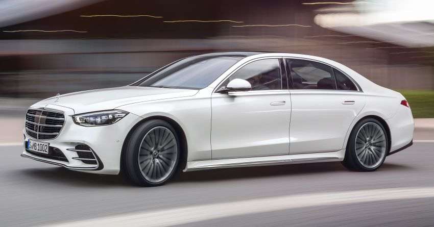 2021 Mercedes-Benz S-Class revealed – W223 to get certified Level 3 semi-autonomous driving next year Image #1170417