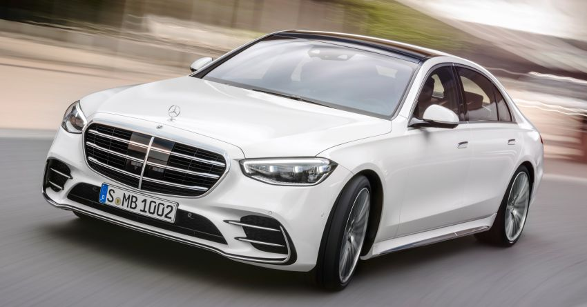 2021 Mercedes-Benz S-Class revealed – W223 to get certified Level 3 semi-autonomous driving next year Image #1170418