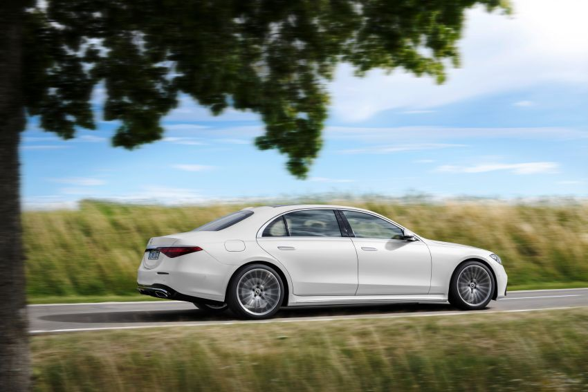 2021 Mercedes-Benz S-Class revealed – W223 to get certified Level 3 semi-autonomous driving next year Image #1170425