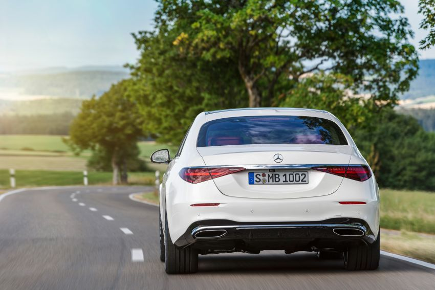 2021 Mercedes-Benz S-Class revealed – W223 to get certified Level 3 semi-autonomous driving next year Image #1170367