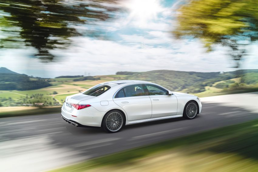 2021 Mercedes-Benz S-Class revealed – W223 to get certified Level 3 semi-autonomous driving next year Image #1170370