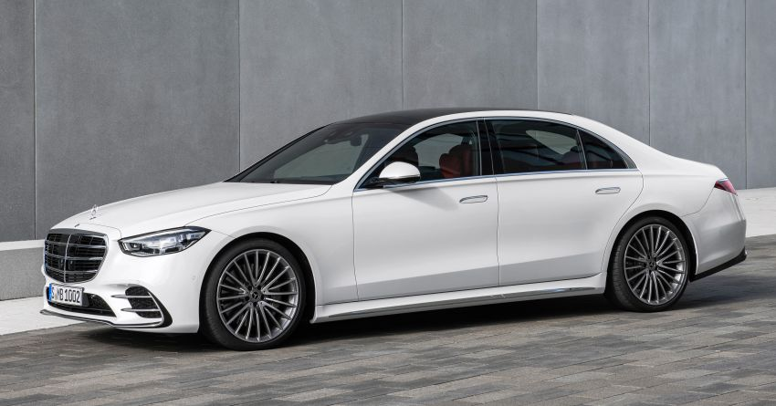 2021 Mercedes-Benz S-Class revealed – W223 to get certified Level 3 semi-autonomous driving next year Image #1170404
