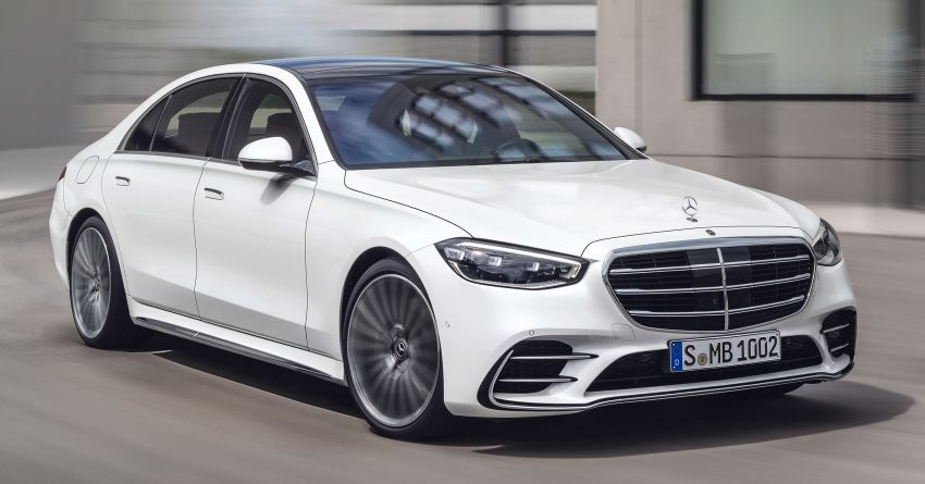 2021 Mercedes-Benz S-Class revealed – W223 to get certified Level 3 semi-autonomous driving next year Image #1170405