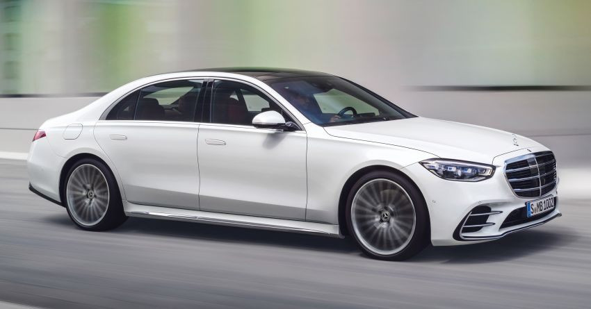 2021 Mercedes-Benz S-Class revealed – W223 to get certified Level 3 semi-autonomous driving next year Image #1170406