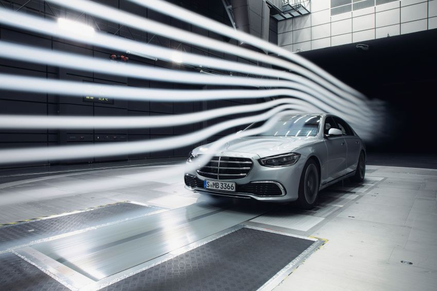 2021 Mercedes-Benz S-Class revealed – W223 to get certified Level 3 semi-autonomous driving next year Image #1170554