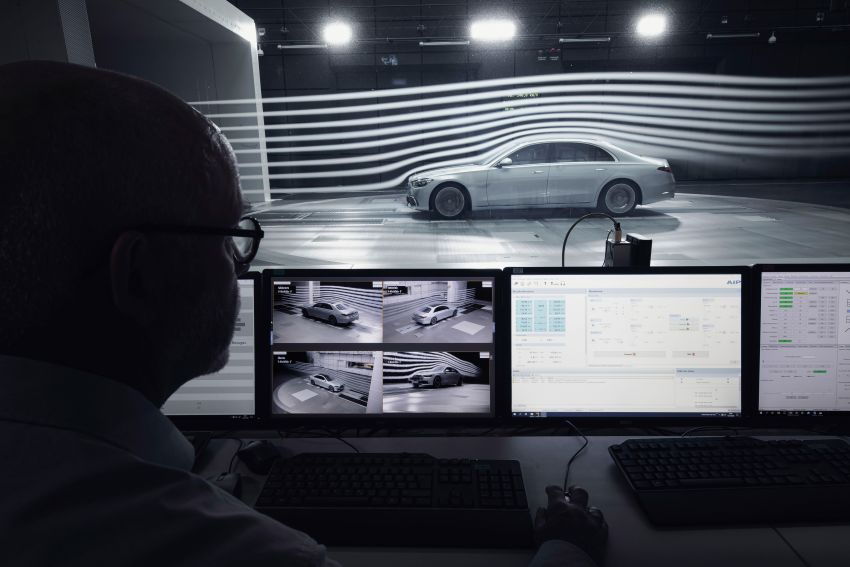 2021 Mercedes-Benz S-Class revealed – W223 to get certified Level 3 semi-autonomous driving next year Image #1170557