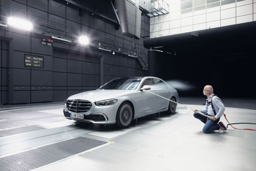 2021 Mercedes-Benz S-Class revealed – W223 to get certified Level 3 semi-autonomous driving next year Image #1170558