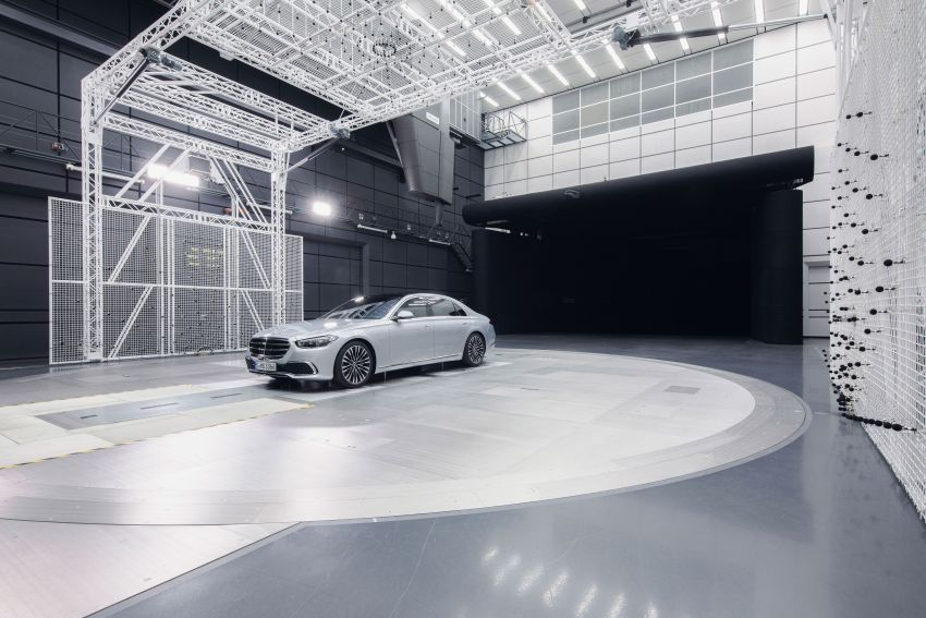 2021 Mercedes-Benz S-Class revealed – W223 to get certified Level 3 semi-autonomous driving next year Image #1170560