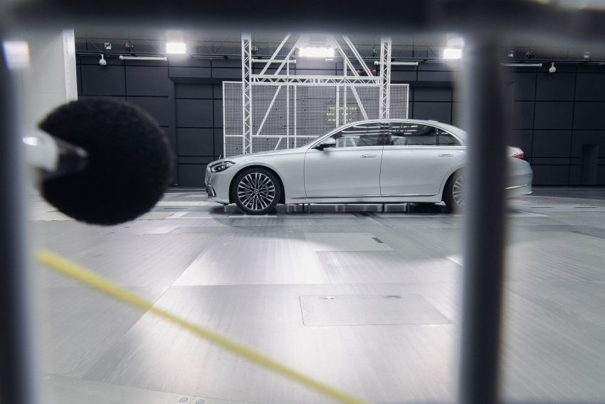 2021 Mercedes-Benz S-Class revealed – W223 to get certified Level 3 semi-autonomous driving next year Image #1170561