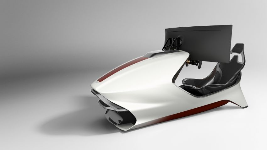Aston Martin AMR-C01 launched – Valkyrie-inspired racing simulator; limited to 150 units; RM305,592 Image #1176953