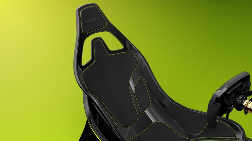 Aston Martin AMR-C01 launched – Valkyrie-inspired racing simulator; limited to 150 units; RM305,592 Image #1176956