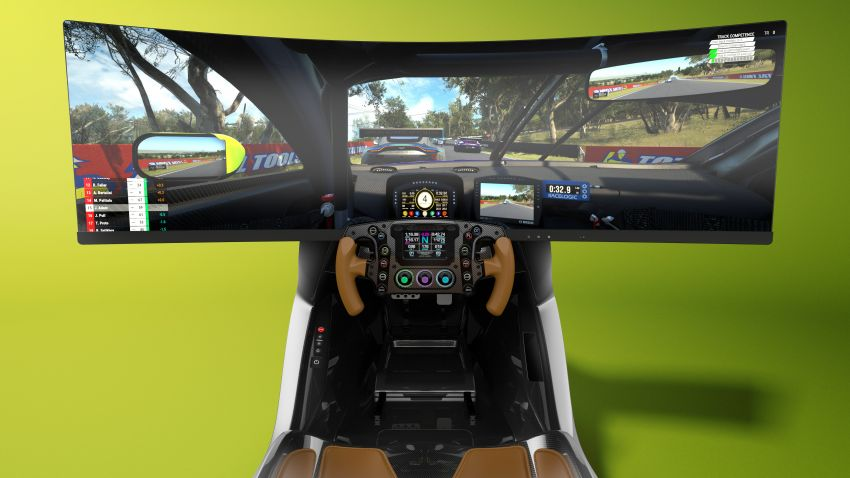 Aston Martin AMR-C01 launched – Valkyrie-inspired racing simulator; limited to 150 units; RM305,592 Image #1176958