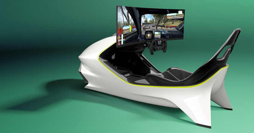 Aston Martin AMR-C01 launched – Valkyrie-inspired racing simulator; limited to 150 units; RM305,592 Image #1176959