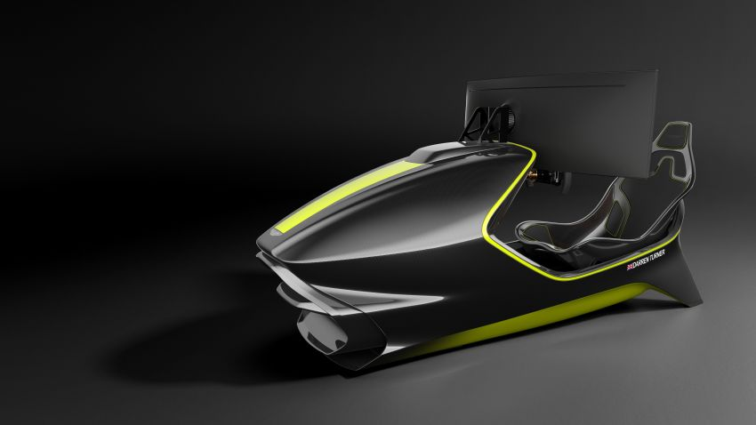 Aston Martin AMR-C01 launched – Valkyrie-inspired racing simulator; limited to 150 units; RM305,592 Image #1176947