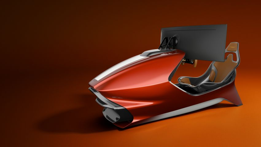 Aston Martin AMR-C01 launched – Valkyrie-inspired racing simulator; limited to 150 units; RM305,592 Image #1176949