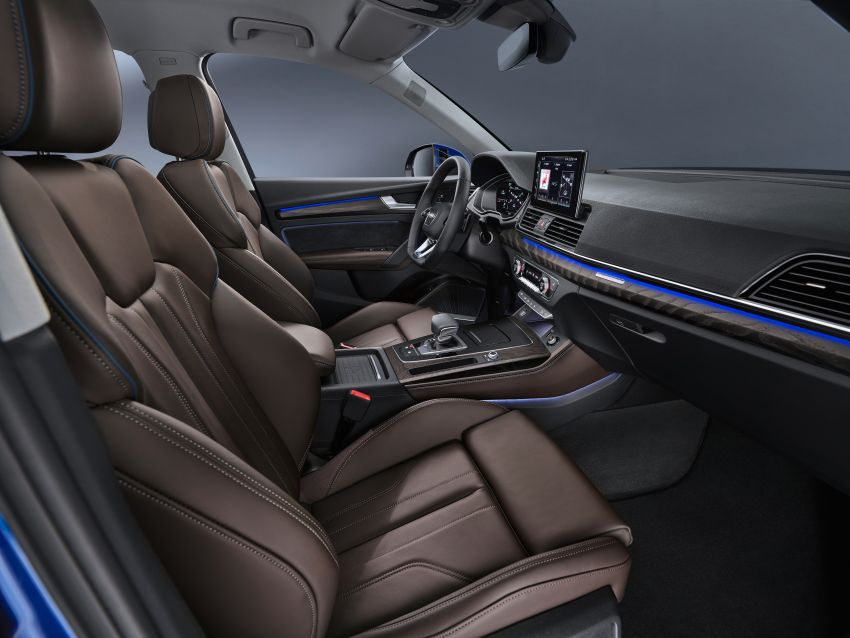 Audi Q5 Sportback – bumbung dijadikan seperti coupe Image #1184760