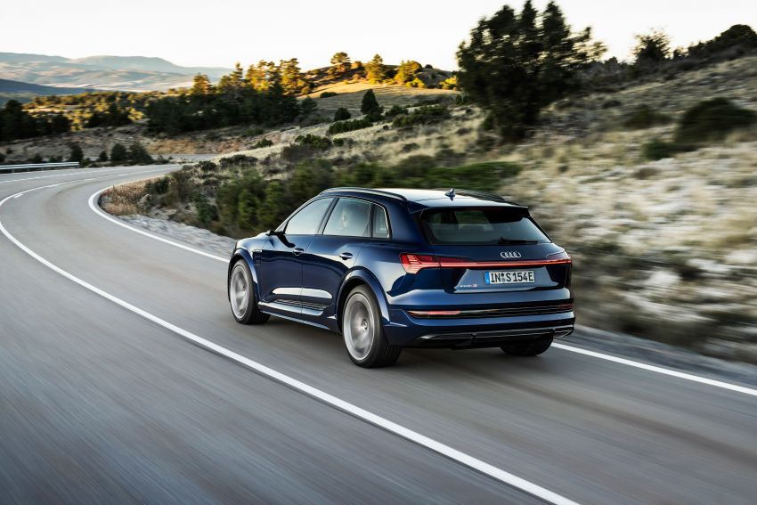 Audi e-tron S and e-tron S Sportback debut with three electric motors – 503 PS, 937 Nm; 0-100 km/h in 4.5s Image #1175558