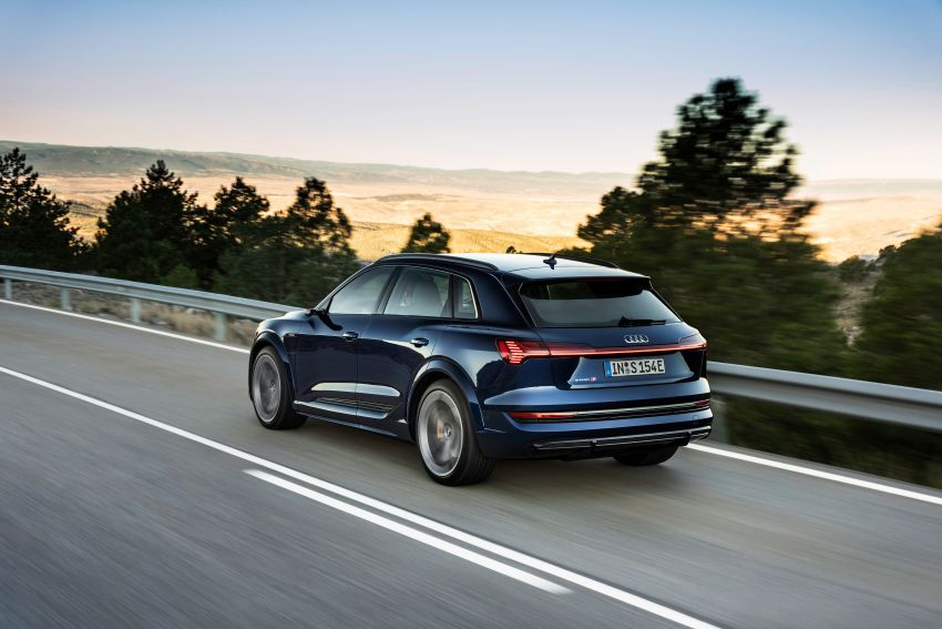 Audi e-tron S and e-tron S Sportback debut with three electric motors – 503 PS, 937 Nm; 0-100 km/h in 4.5s Image #1175559