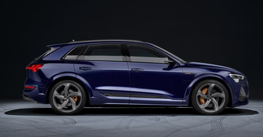 Audi e-tron S and e-tron S Sportback debut with three electric motors – 503 PS, 937 Nm; 0-100 km/h in 4.5s Image #1175567