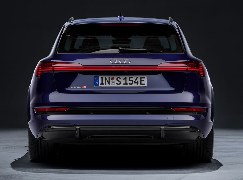 Audi e-tron S and e-tron S Sportback debut with three electric motors – 503 PS, 937 Nm; 0-100 km/h in 4.5s Image #1175568