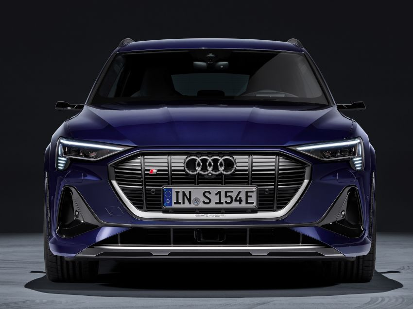 Audi e-tron S and e-tron S Sportback debut with three electric motors – 503 PS, 937 Nm; 0-100 km/h in 4.5s Image #1175569