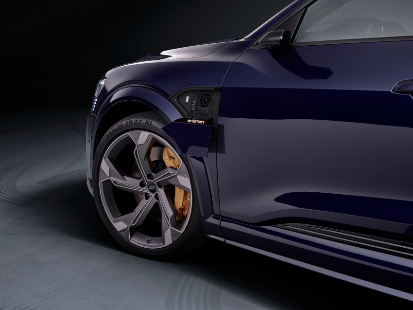 Audi e-tron S and e-tron S Sportback debut with three electric motors – 503 PS, 937 Nm; 0-100 km/h in 4.5s Image #1175576