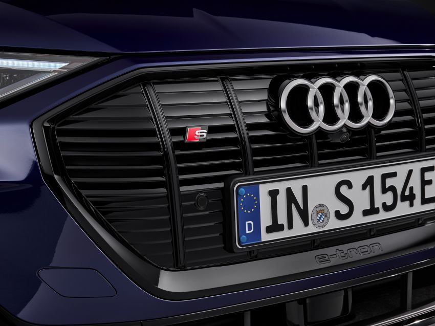 Audi e-tron S and e-tron S Sportback debut with three electric motors – 503 PS, 937 Nm; 0-100 km/h in 4.5s Image #1175580