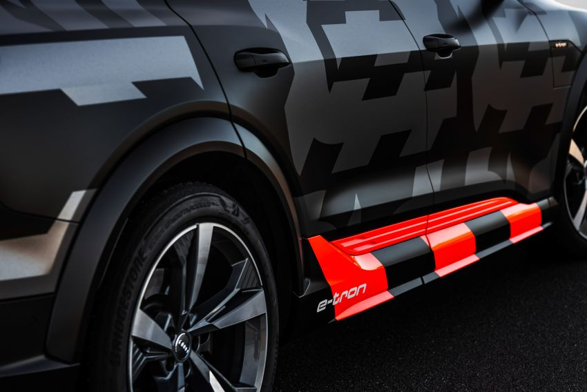 Audi e-tron S and e-tron S Sportback debut with three electric motors – 503 PS, 937 Nm; 0-100 km/h in 4.5s Image #1175625