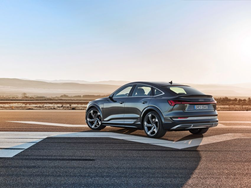 Audi e-tron S and e-tron S Sportback debut with three electric motors – 503 PS, 937 Nm; 0-100 km/h in 4.5s Image #1175665