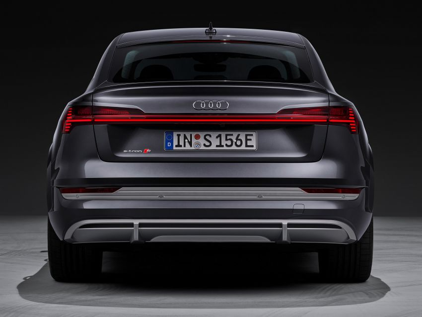 Audi e-tron S and e-tron S Sportback debut with three electric motors – 503 PS, 937 Nm; 0-100 km/h in 4.5s Image #1175683