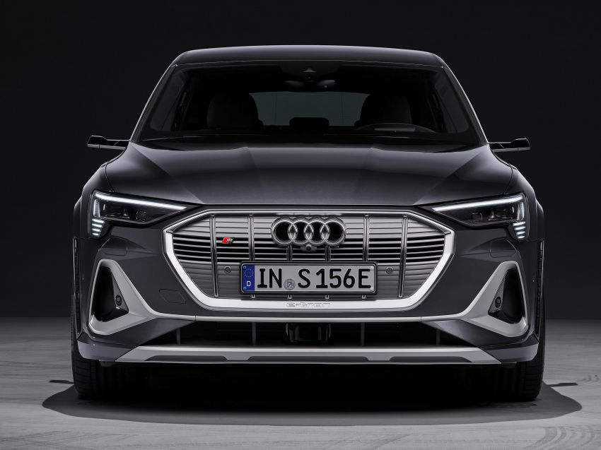 Audi e-tron S and e-tron S Sportback debut with three electric motors – 503 PS, 937 Nm; 0-100 km/h in 4.5s Image #1175686