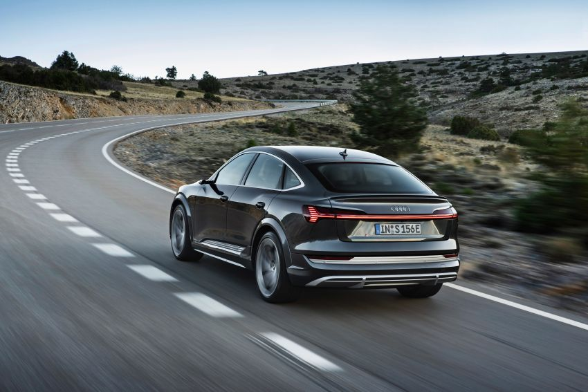 Audi e-tron S and e-tron S Sportback debut with three electric motors – 503 PS, 937 Nm; 0-100 km/h in 4.5s Image #1175691