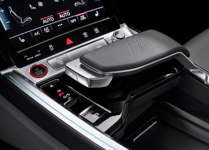 Audi e-tron S and e-tron S Sportback debut with three electric motors – 503 PS, 937 Nm; 0-100 km/h in 4.5s Image #1175709