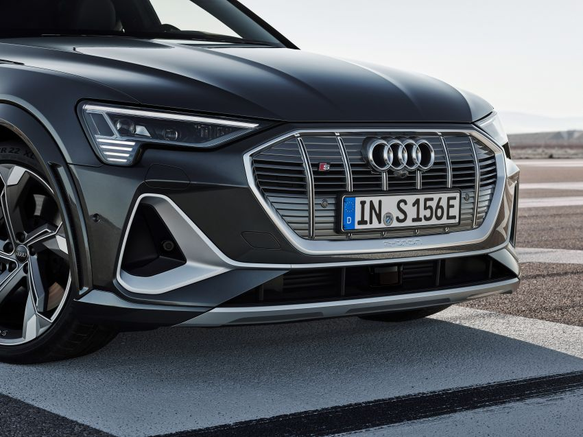 Audi e-tron S and e-tron S Sportback debut with three electric motors – 503 PS, 937 Nm; 0-100 km/h in 4.5s Image #1175716