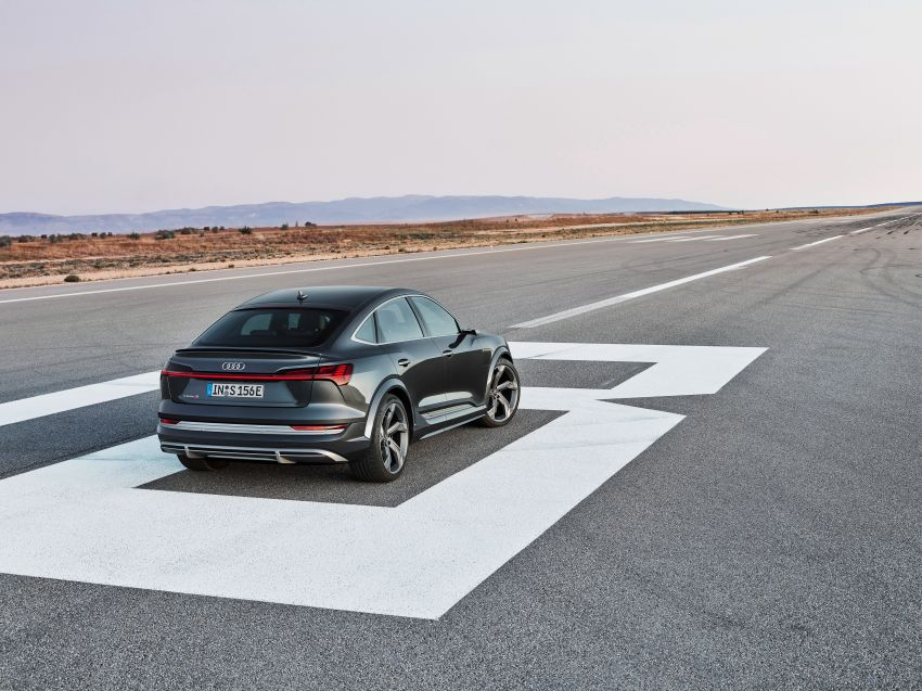 Audi e-tron S and e-tron S Sportback debut with three electric motors – 503 PS, 937 Nm; 0-100 km/h in 4.5s Image #1175657