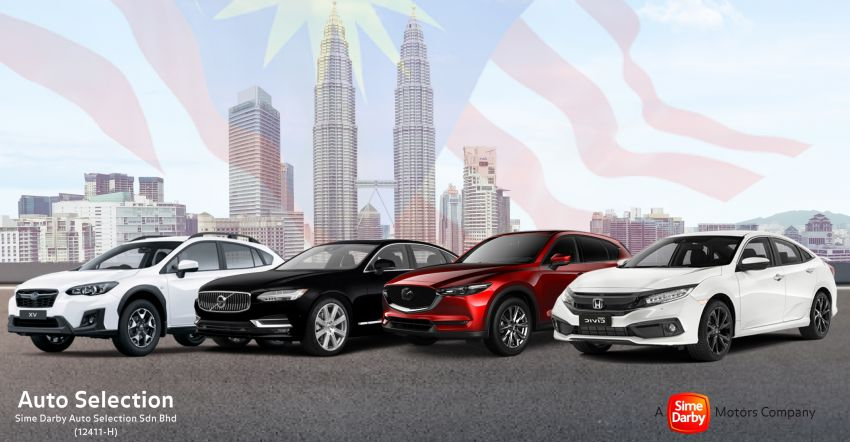 AD: Remarkable deals only from Sime Darby Auto Selection – visit our showroom this September 11-13! Image #1173247