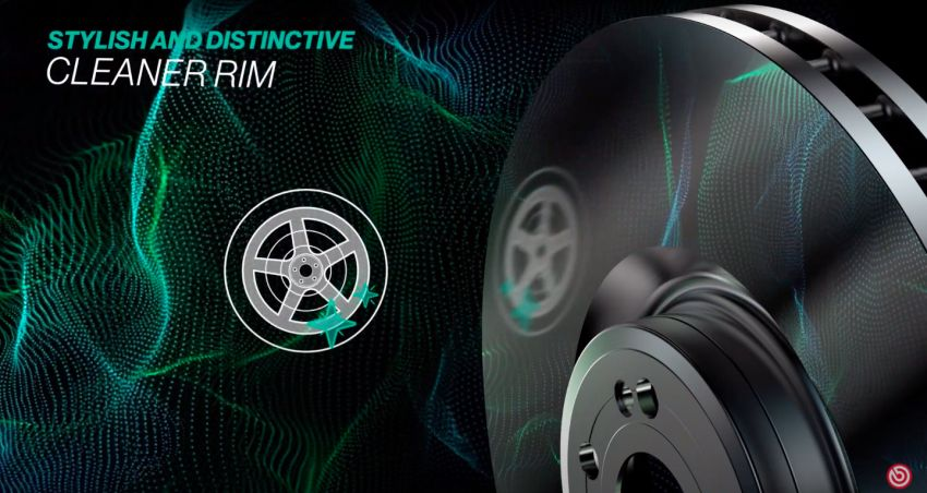 Brembo Greentive – reduced dust emission brake disc Image #1177983