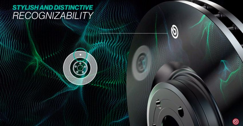 Brembo Greentive – reduced dust emission brake disc Image #1177988