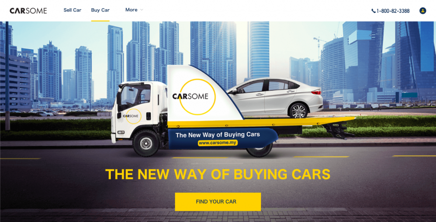 AD: Buying a used car on Carsome – what do Malaysians like to buy and why do they like them? Image #1170054