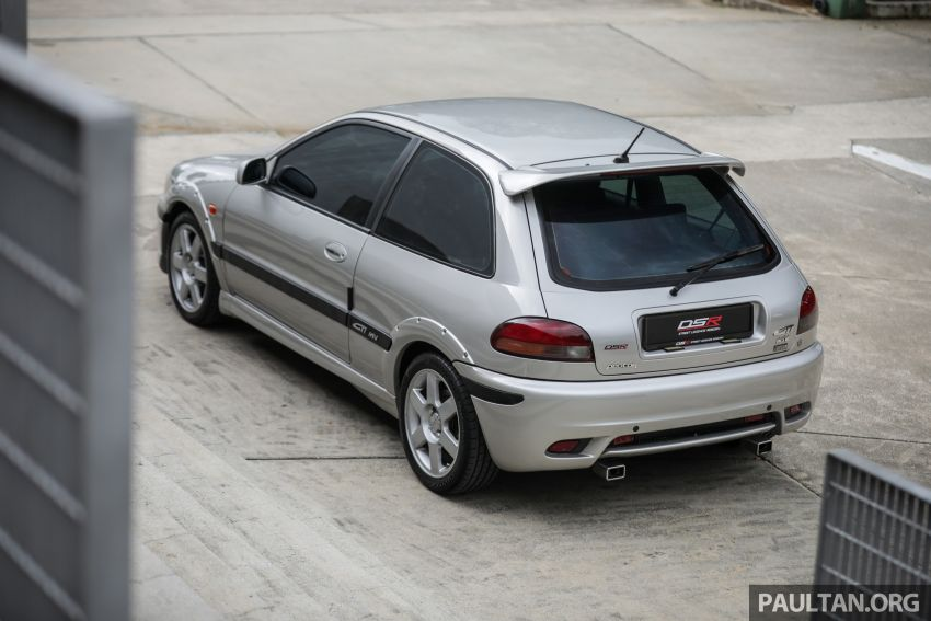 "2000 Proton Satria GTi – complete restoration of the legendary ""hot hatch"" by Dream Street Restoration Image #1174706"