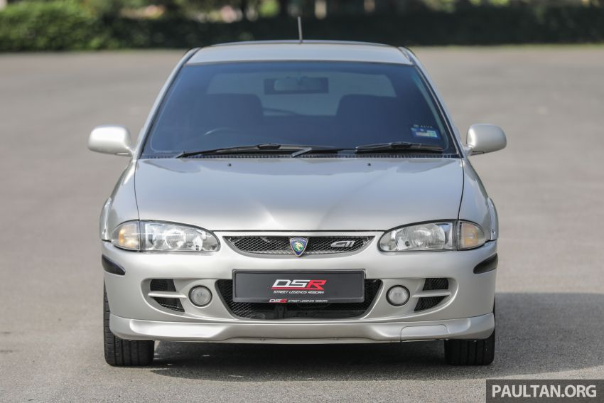 "2000 Proton Satria GTi – complete restoration of the legendary ""hot hatch"" by Dream Street Restoration Image #1174622"
