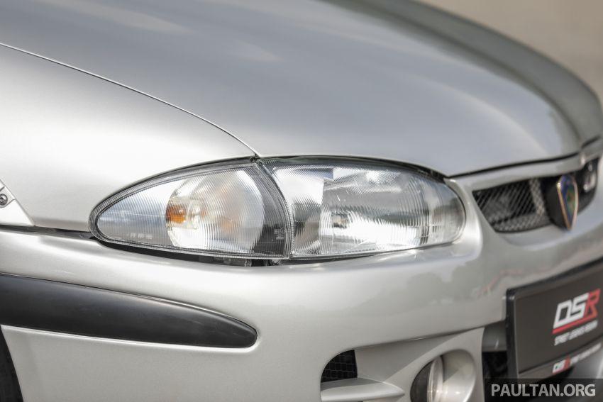Proton Satria GTi '00 oleh Dream Street Restoration (DSR) – kereta lagenda, hasil restorasi oleh lagenda! Image #1174378