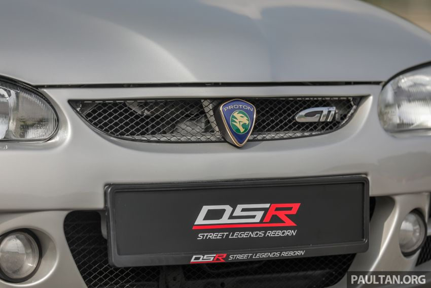 Proton Satria GTi '00 oleh Dream Street Restoration (DSR) – kereta lagenda, hasil restorasi oleh lagenda! Image #1174380