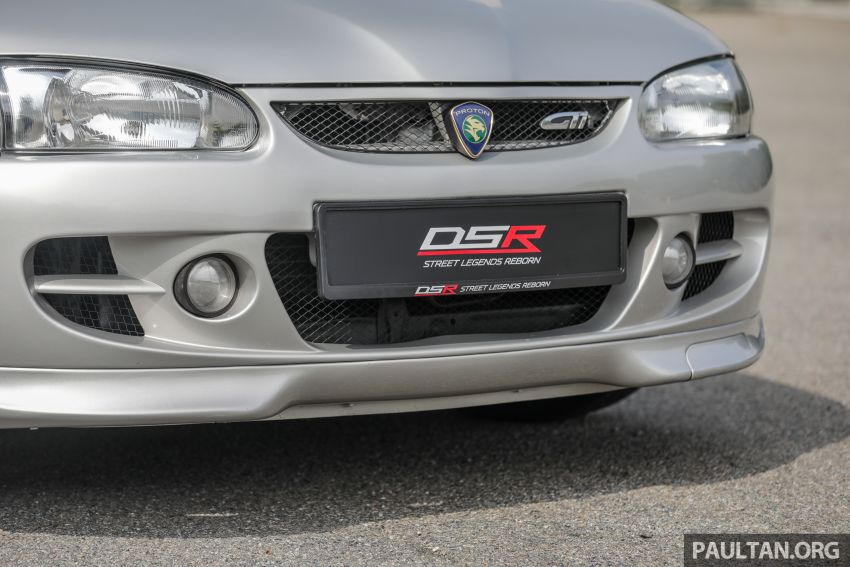 "2000 Proton Satria GTi – complete restoration of the legendary ""hot hatch"" by Dream Street Restoration Image #1174634"