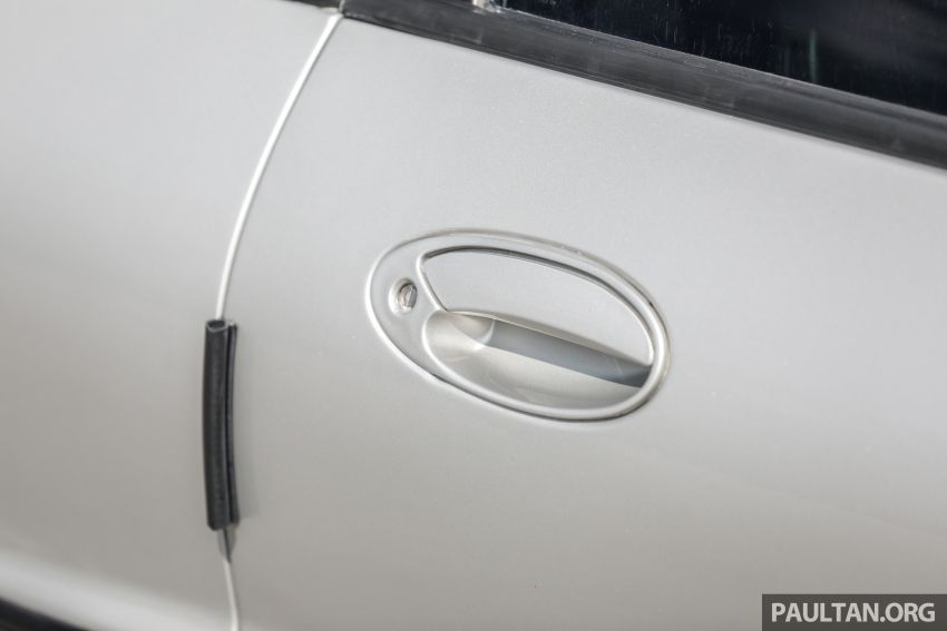 Proton Satria GTi '00 oleh Dream Street Restoration (DSR) – kereta lagenda, hasil restorasi oleh lagenda! Image #1174384