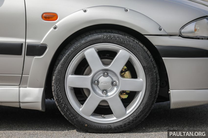 Proton Satria GTi '00 oleh Dream Street Restoration (DSR) – kereta lagenda, hasil restorasi oleh lagenda! Image #1174387